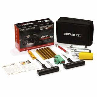Lextek Motorcycle Tubeless Tyre Puncture Repair Kit