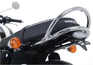 Triumph Bonneville T-120 R&G Tail Tidy Number Plate Bracket Licence Holder