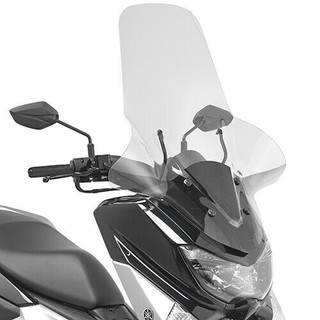 Yamaha N MAX 125 Kappa Smoked Screen & Fitting Kit 2015 to 2020