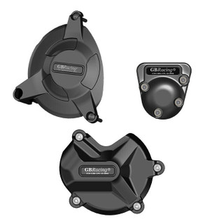 BMW S1000 RR & R (2009 - 2016) GB Racing Crash Protection Engine Cover Case Set