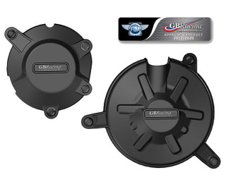 Aprilia RSV4 2010 to 2020 GB Racing Crash Protection Engine Case Cover Set