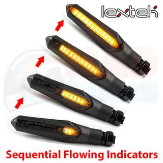 Lextek Sequential indicators