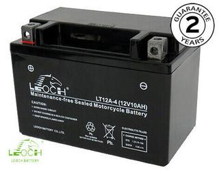 YT12A-BS LEOCH Motorcycle Motorbike Maintenance Free Battery 2 Year Guarantee