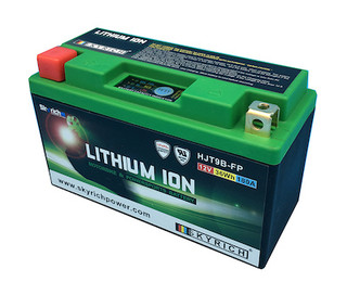 Skyrich Premium Lithium Motorcycle Battery YT9B-BS