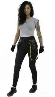 Dirty Rigger Ladies Slim Fit Work Trousers