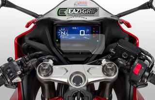 EAZI GRIP Clear Dashboard Screen Protector For Honda CBR650R CB650R 2019 > On