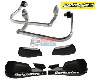 BarkBusters Black VPS Handguard & Backbone Honda Africa Twin (DCT and Non DCT)