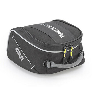 Givi EA123 Mini Tanklock Motorcycle Motorbike Tank Bag 5Lt With Waterproof Cover