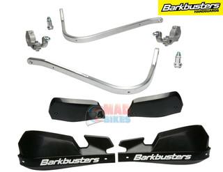 Barkbusters Black VPS Universal Handguard Kit For Tapered HandleBars MX Enduro