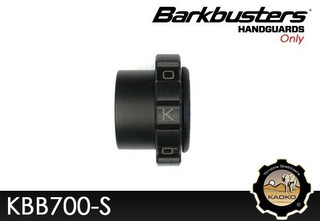 BMW R1200GS & Adventure 2004 to 2012 With Barkbusters. Kaoko Cruise Control Unit