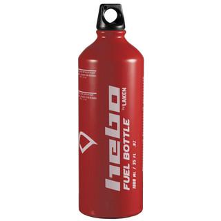Hebo Fuel Bottle, Petrol Jerrycan Aluminium 1L Trials, Enduro, MX, Touring Bike