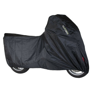 DS DELTA Motorcycle Outdoor Cover fitted