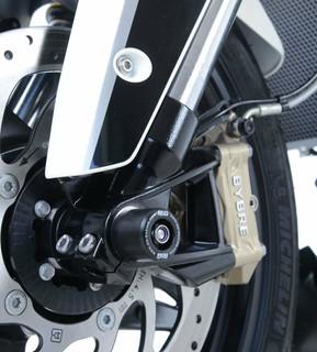 BMW G310GS & G310R New R&G Fork Crash Protectors Bobbins