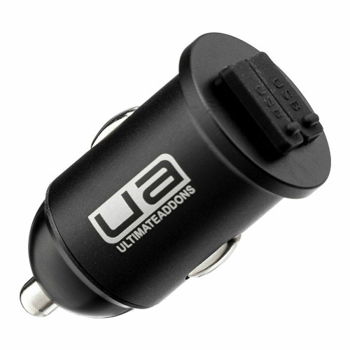 Ultimateaddons Motorcycle Dual USB 4.8Amp Fast Charger Water Resistant