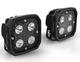Denali D4 pair of light pods