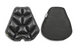ComfortAir Motorcycle Comfort Air Seat Cushion For Adventure & Sports Bikes