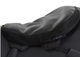Comfortair  motorcycle seat cushion fitted to bike seat