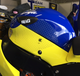 Eazi-Grip Evo Traction Motorcycle, Track Bike Tank Grip Pads Universal Style