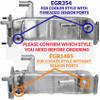 EGR354 Bostech EGR Cooler