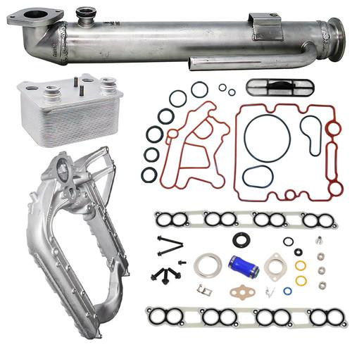 EGR501-4 Bostech EGR Cooler Set