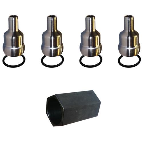 DEC021606 BT-Power High Pressure Oil Rail Ball Tube Set