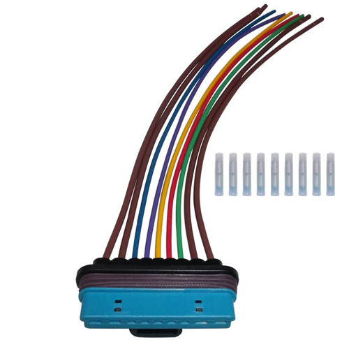 WH02868 BT-Power V/C Gasket Pigtail