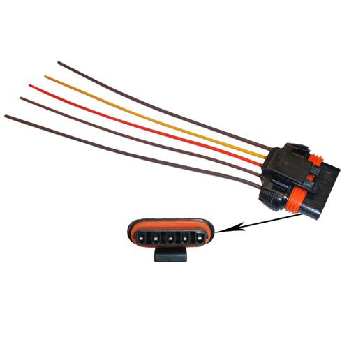 WH02869 BT-Power V/C Gasket Pigtail