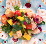 ANNA-CHRISTIN HAAS' CEVICHE RECIPE