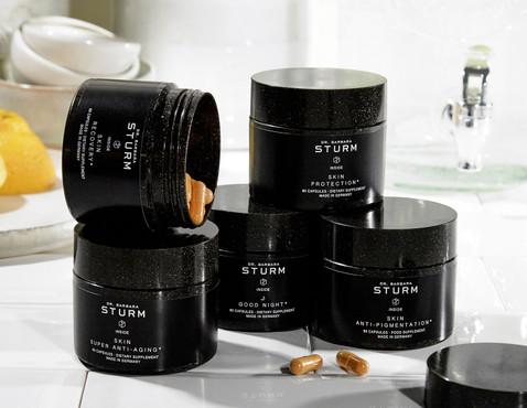 Dr. Sturm's Skincare Supplements
