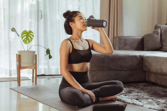 5 AT-HOME WORKOUTS TO KEEP YOUR BODY AND MIND HEALTHY