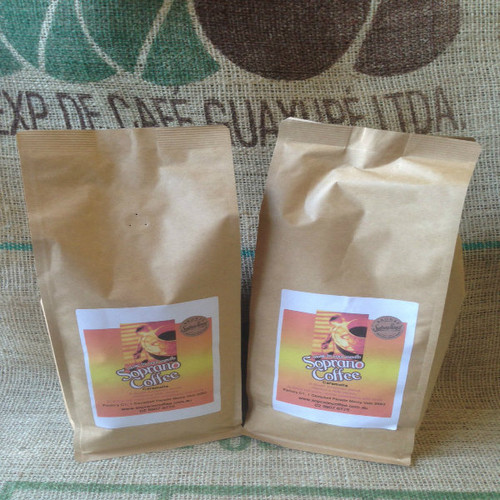 Roasted Coffee Beans MULTI PACK, 2 x 1kgs  | Soprano Coffee
