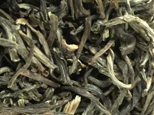 Snow mist jasmine, green tea, loose leaf tea