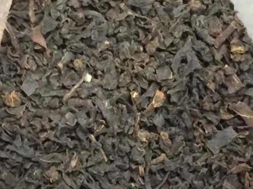 English breakfast, loose leaf tea