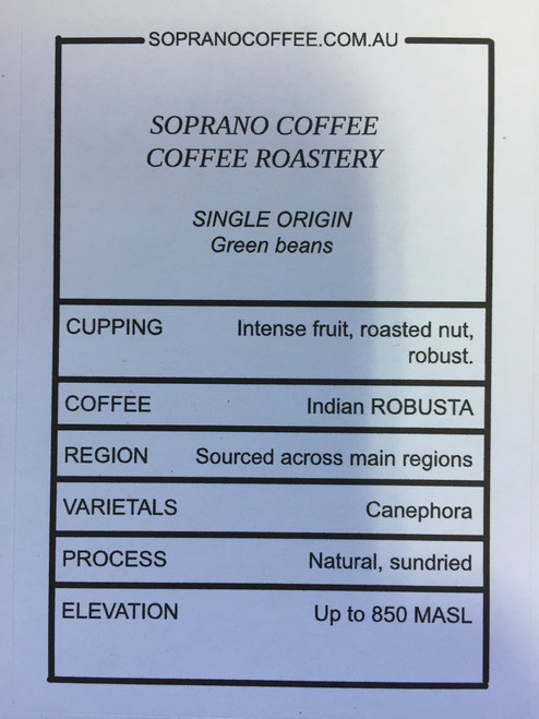 Tasting Notes Of Indian Cherry Coffee Beans
