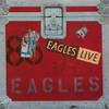 EAGLES - EAGLES LIVE VINYL LP