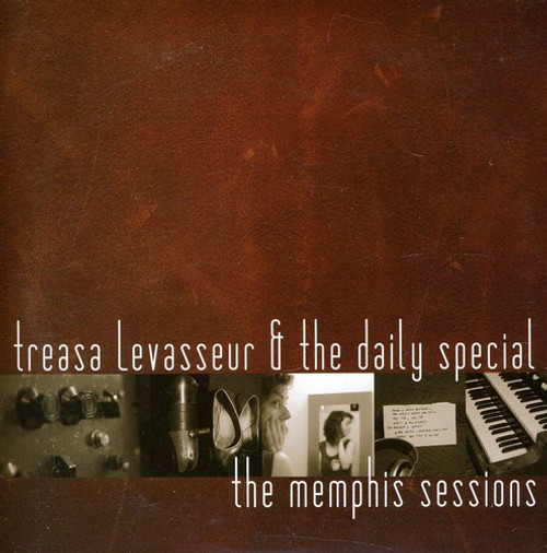 LEVASSEUR,TREASA & THE DAILY SPECIAL - MEMPHIS SESSIONS 7""