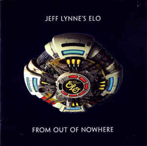 LYNNE,JEFF ( ELO ) ( JEFF LYNNE'S ELO ) - FROM OUT OF NOWHERE VINYL LP