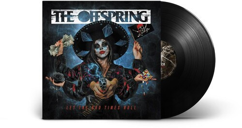 OFFSPRING - LET THE BAD TIMES ROLL VINYL LP