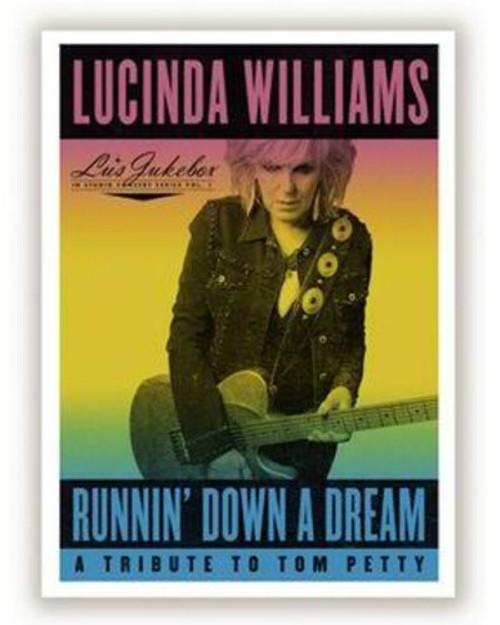 WILLIAMS,LUCINDA - RUNNIN' DOWN A DREAM: A TRIBUTE TO TOM PETTY VINYL LP
