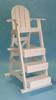 "Lifeguard Chair  LG 515  43'L x 30""W x 70""H Seat Height 50"" Weight 150 lbs."
