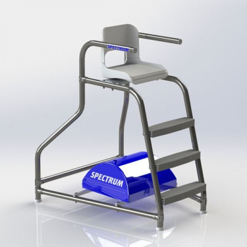 Spectrum Products Marshall Lifeguard Chair - 4' Movable