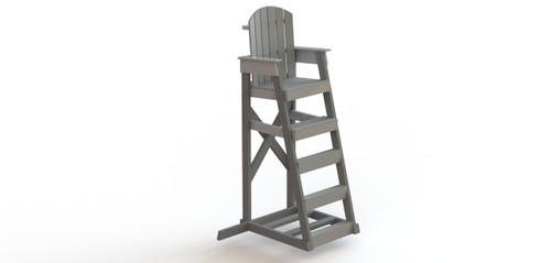 Mendota Lifeguard Chair 5' - Recycled