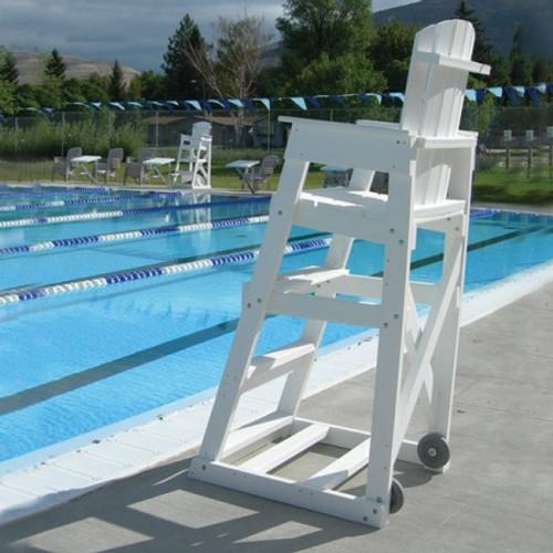 Mendota Lifeguard Chair 4' - Recycled