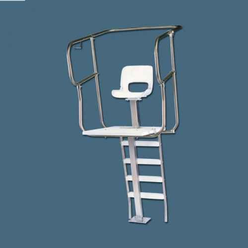 Hyalite Permanent Lifeguard Chair  6'