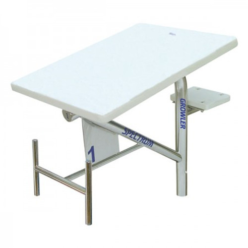 Growler Side Step Starting Platform, Single Post, $2,119.00