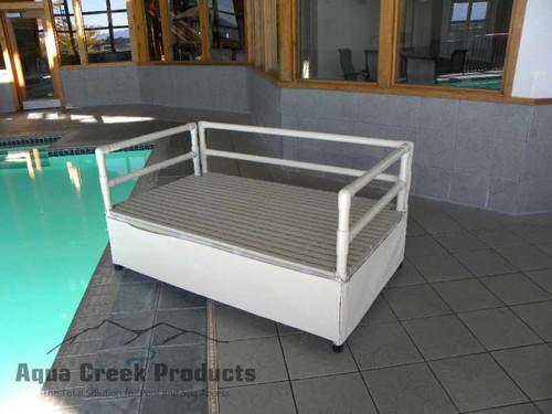 Portable Swim Training Platform Aqua Creek