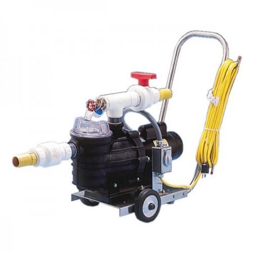 Spectrum Savage Portable Pool Vacuum Pump - 1HP cleaner