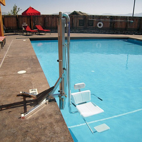 Glacier Water Powered Assisted Access Lift