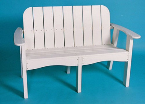 """Tailwinds Pool Furniture 76"""" Victorian Bench"""