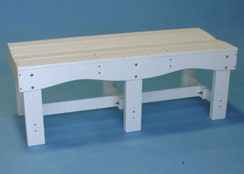 """Tailwind 47.5"""" Dining / Flat Bench"""